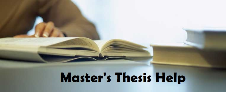 Master's thesis guide