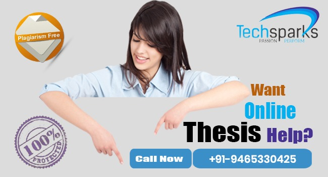 M. tech Thesis Guidance in ChandigarhM. tech Thesis Guidance in Chandigarh