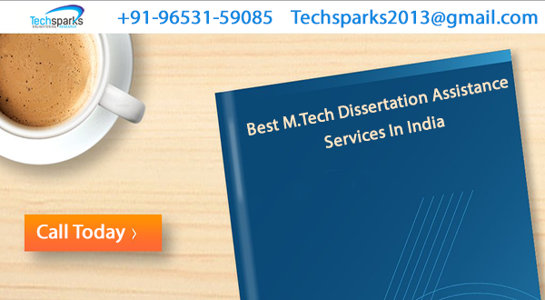 Best M.Tech Dissertation Assistance Services In India