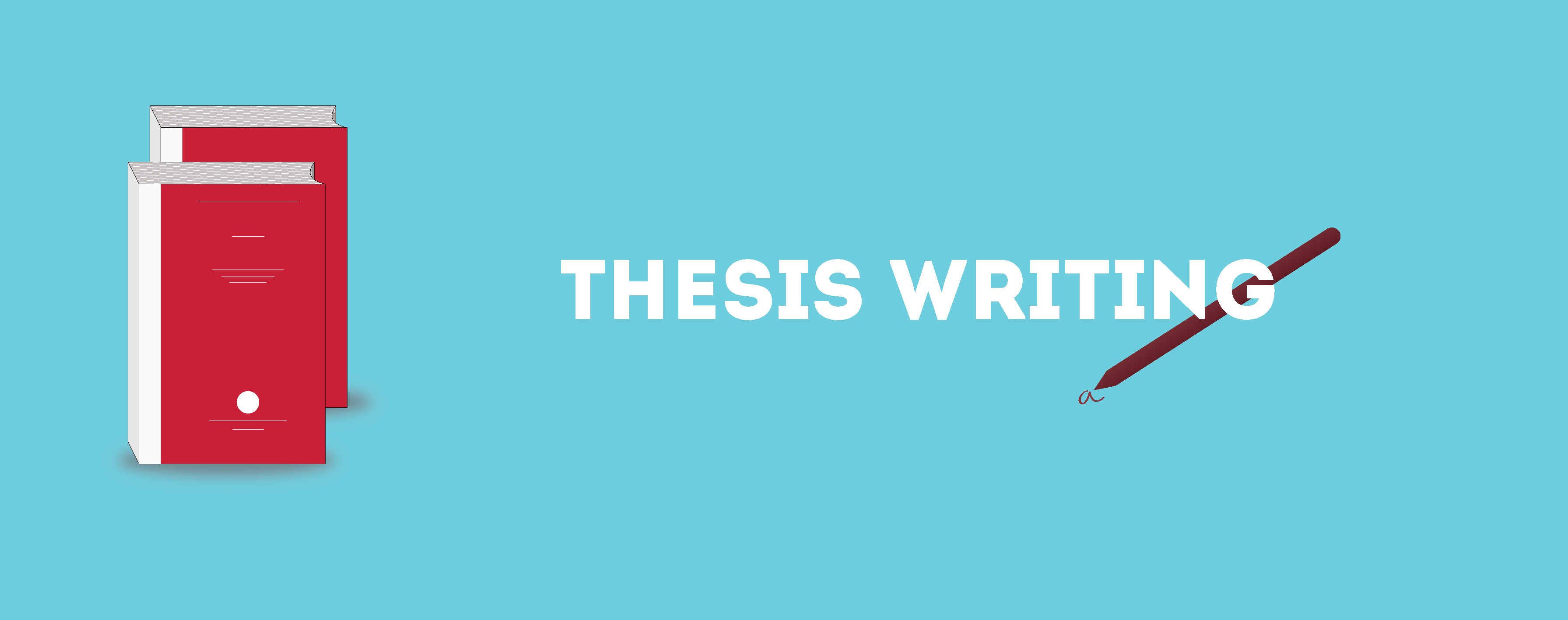 writing with a thesis Getting started when you are about to begin, writing a thesis seems a long, difficult task that is because it is a long, difficult task fortunately, it will seem.
