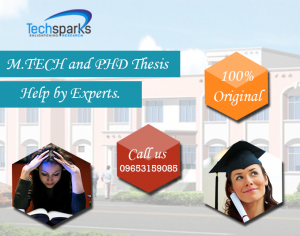 M.Tech Thesis Guidance/Help in Amritsar, Jalandhar and Chandigarh