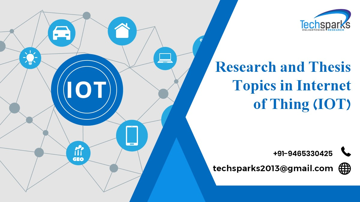 Masters Research and Thesis Topics in computer science