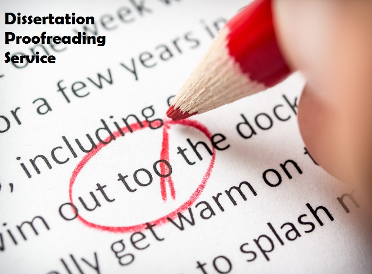 Online Dissertation Proofreading Services