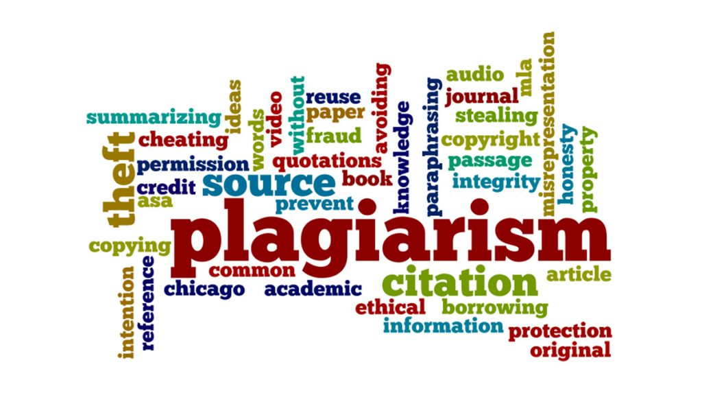 Online thesis plagiarism checker