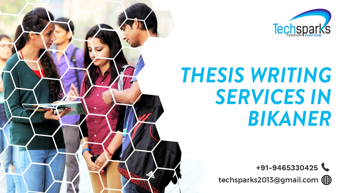 Thesis and Dissertation Writing Services in Bikaner