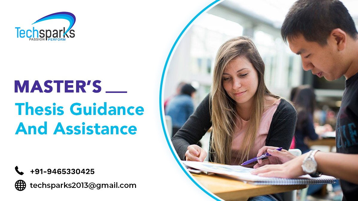 Online M. tech Thesis Guidance in Chandigarh