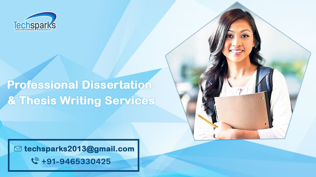 Thesis and Dissertation Writing Services
