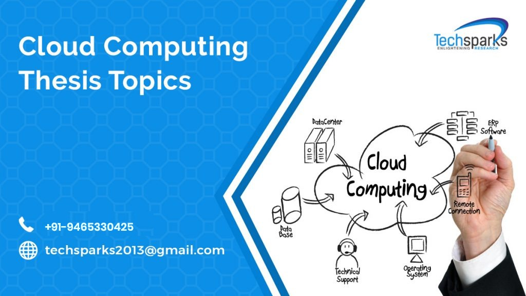 Cloud Computing Thesis Topics