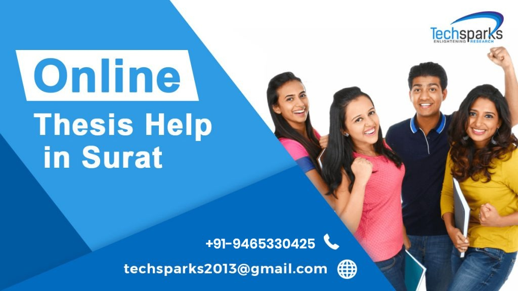 Online thesis help in Surat